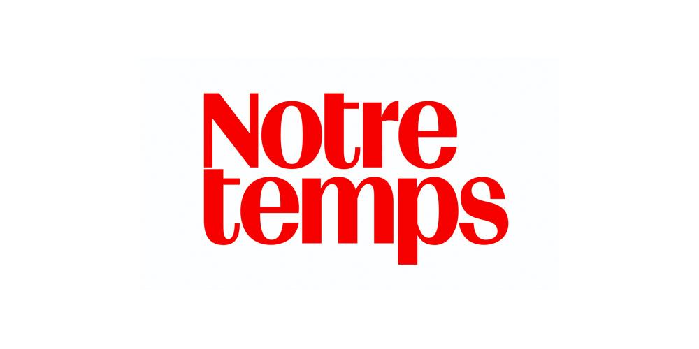 Image - Notre Temps