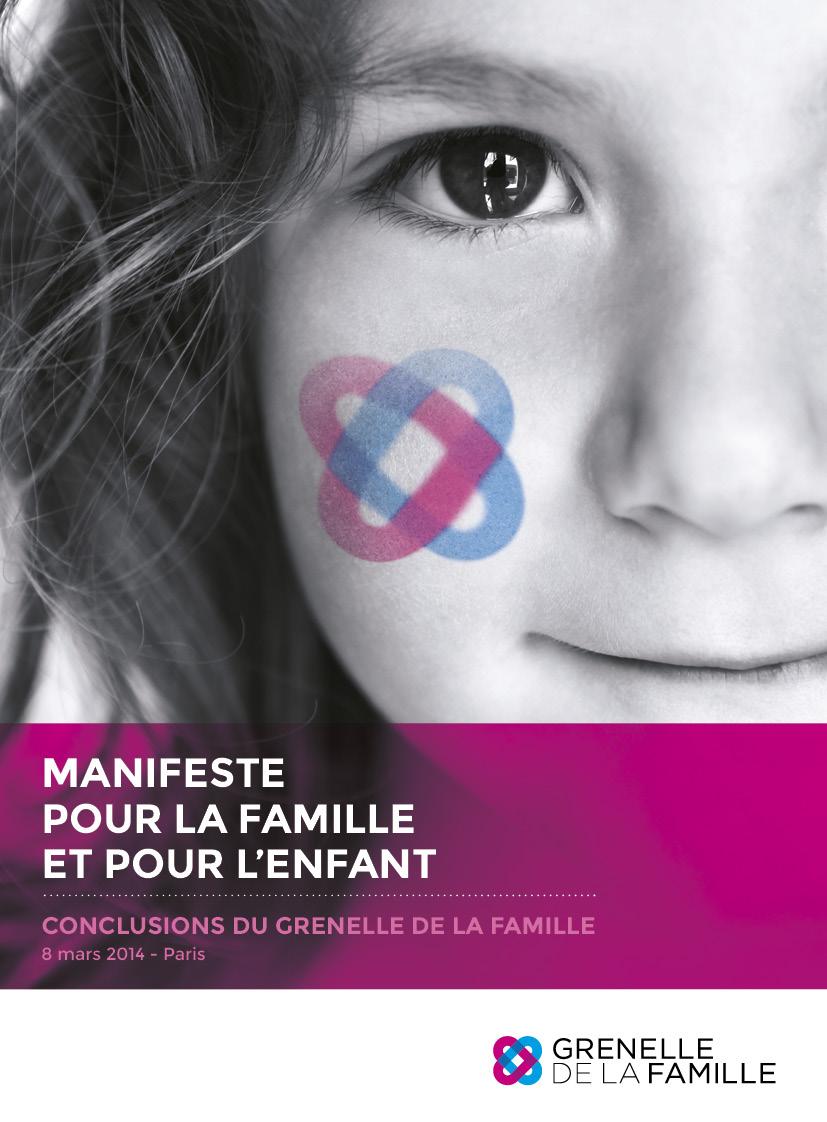 """Image - RAPPEL : """"Le Manifeste Pour La Famille Et Pour L'Enfant"""""""