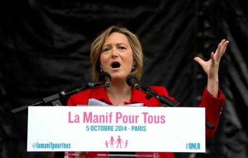"""Image - Le Point : """"La Manif pour tous présente ses propositions à l'approche de son université d'été"""""""