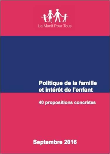 Image - 40 mesures chocs pour soutenir les familles et corriger les inégalités – Communiqué de Presse : Une nouvelle ambition pour la politique de la famille