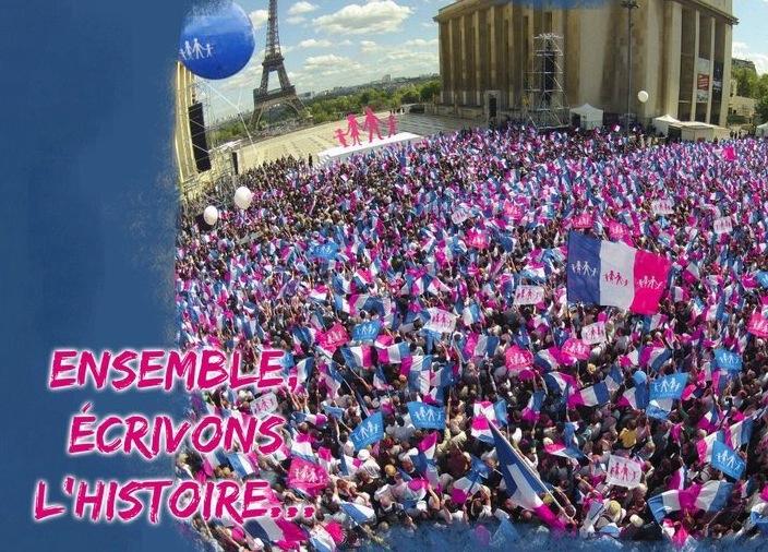 Image - RDV le 16 octobre à 13h à la Porte Dauphine !