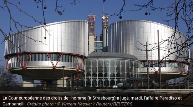 """Image - Vu dans le Figaro : """"Une avancée pour les opposants à la GPA"""""""