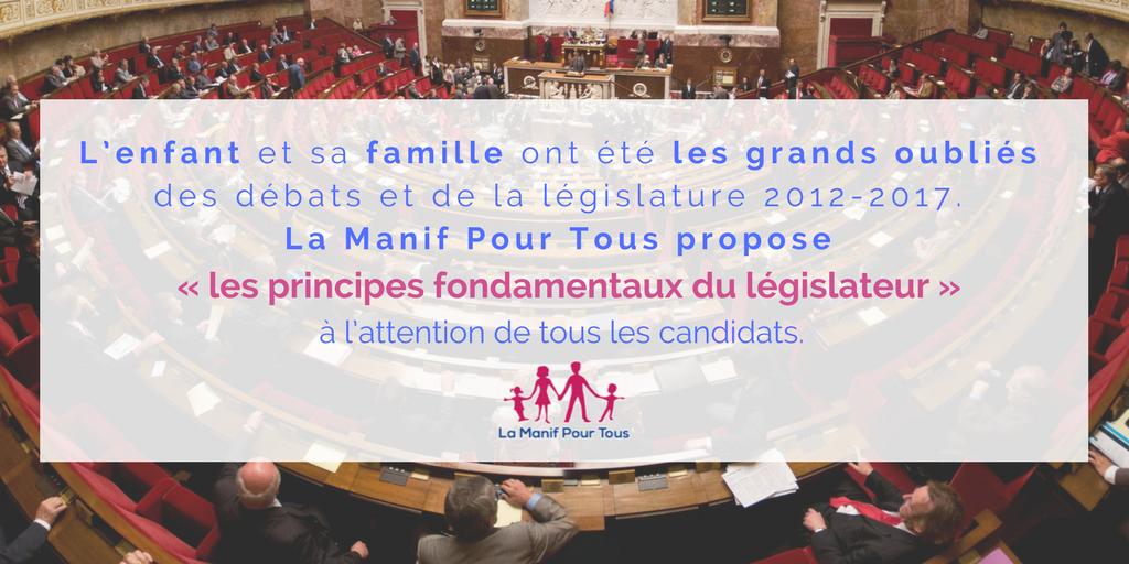 Image - Les 8 principes fondamentaux du législateur à l'attention des candidats.