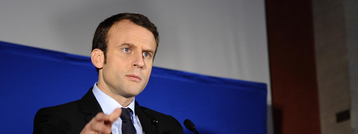 Image - Lettre d'Emmanuel Macron aux LGBTI