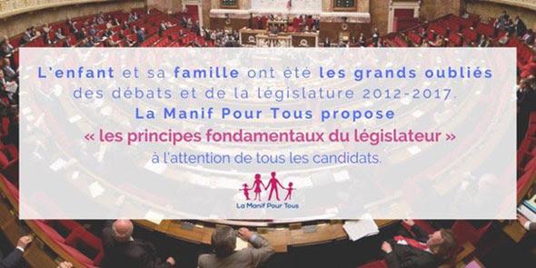 Image - Cap sur les législatives pour faire gagner la famille !
