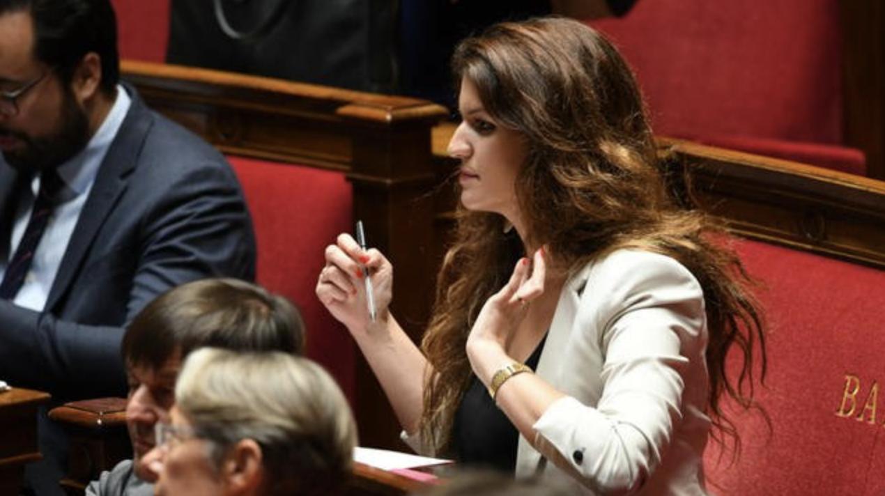 """Image - Cnews : """"Schiappa réclame le retrait d'une affiche de campagne de la Manif pour tous"""""""