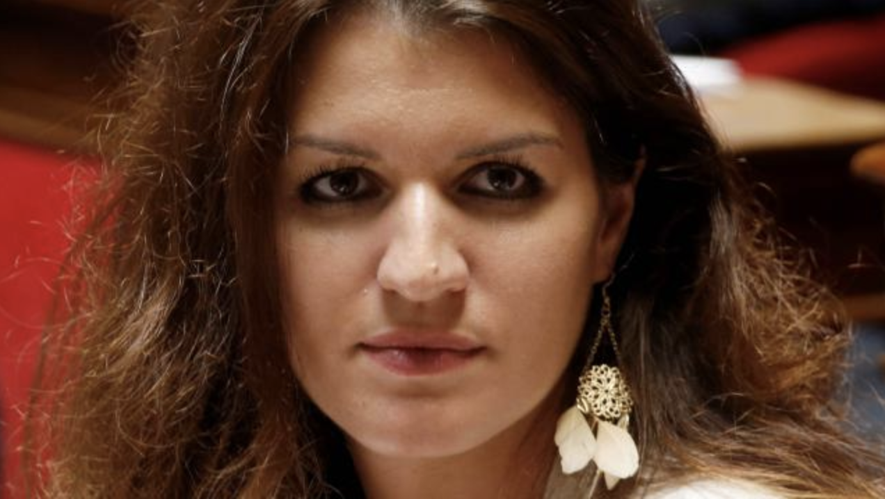 """Image - Ouest France : """"PMA. Marlène Schiappa réclame le retrait d'une affiche de la Manif pour tous"""""""