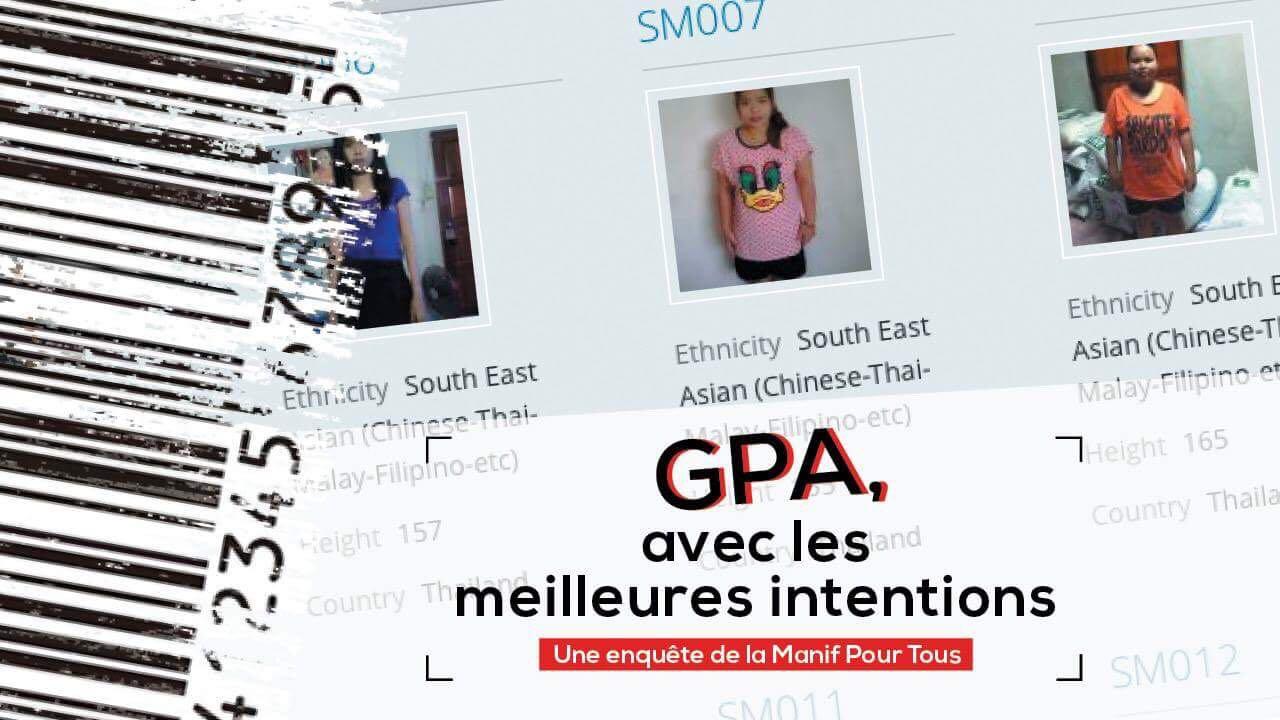 Image - DOSSIER DE PRESSE : «GPA, avec les meilleures intentions»