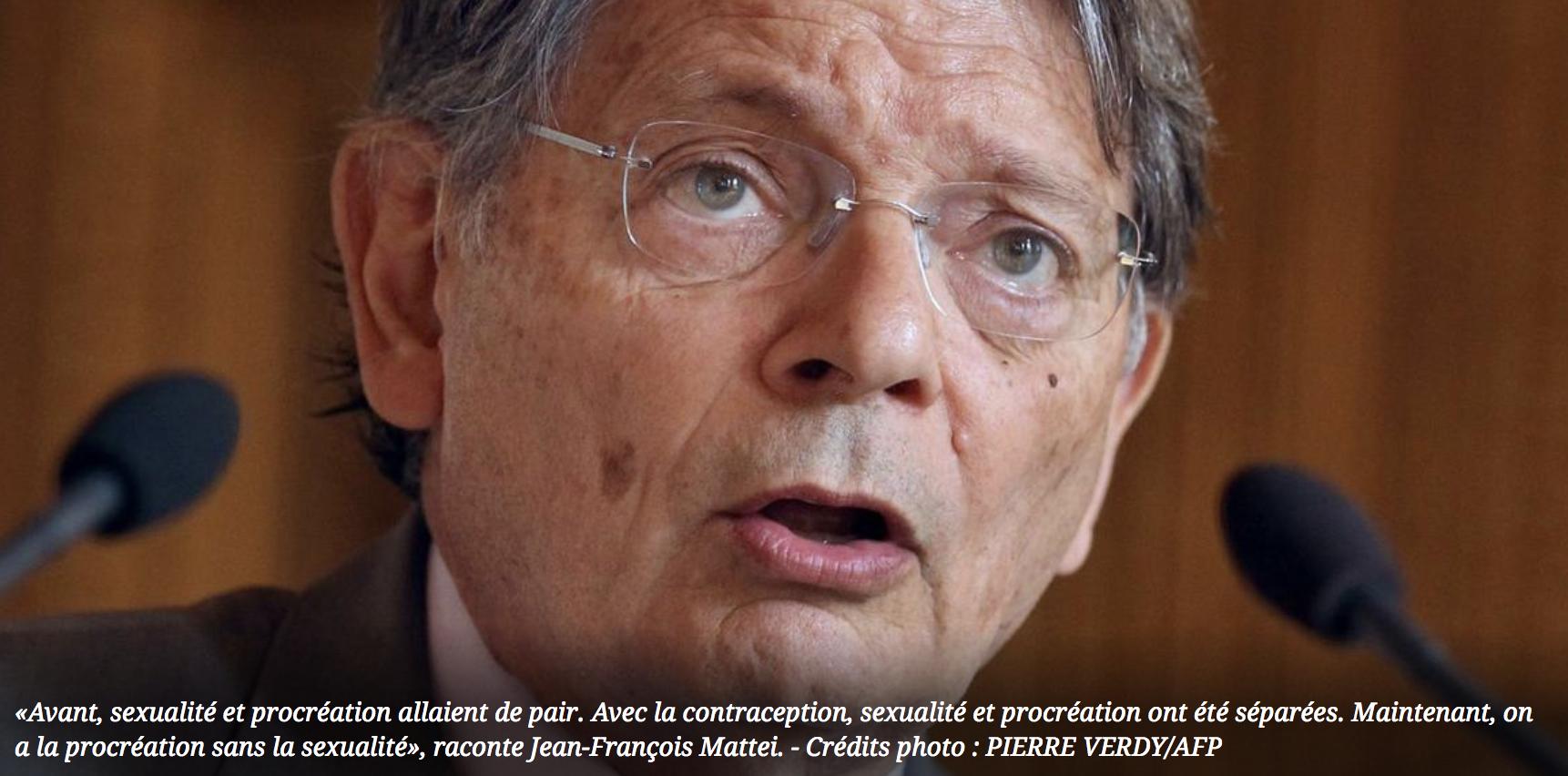 Image - Le Figaro : Jean-François Mattei: «Une révolution sociétale majeure se profile»
