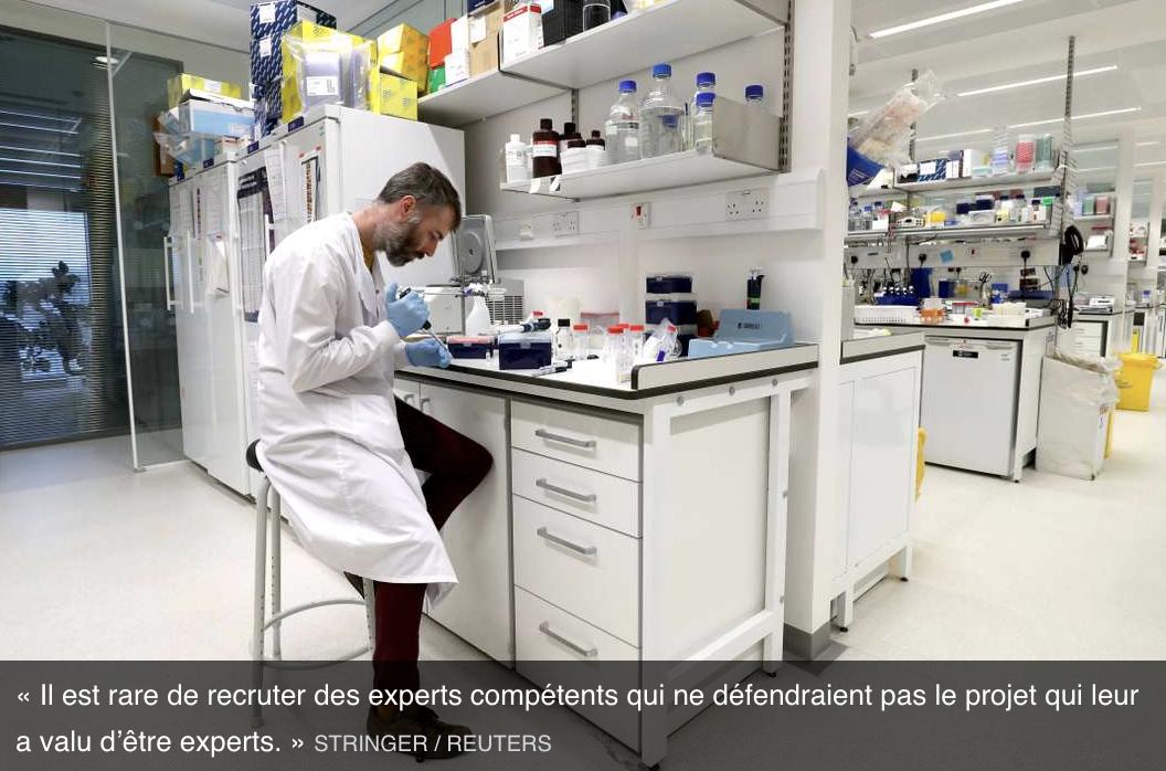 """Image - Le Monde : """" Jacques Testart : « L'avis citoyen devrait être prépondérant dans la fabrication de la loi de bioéthique »"""""""