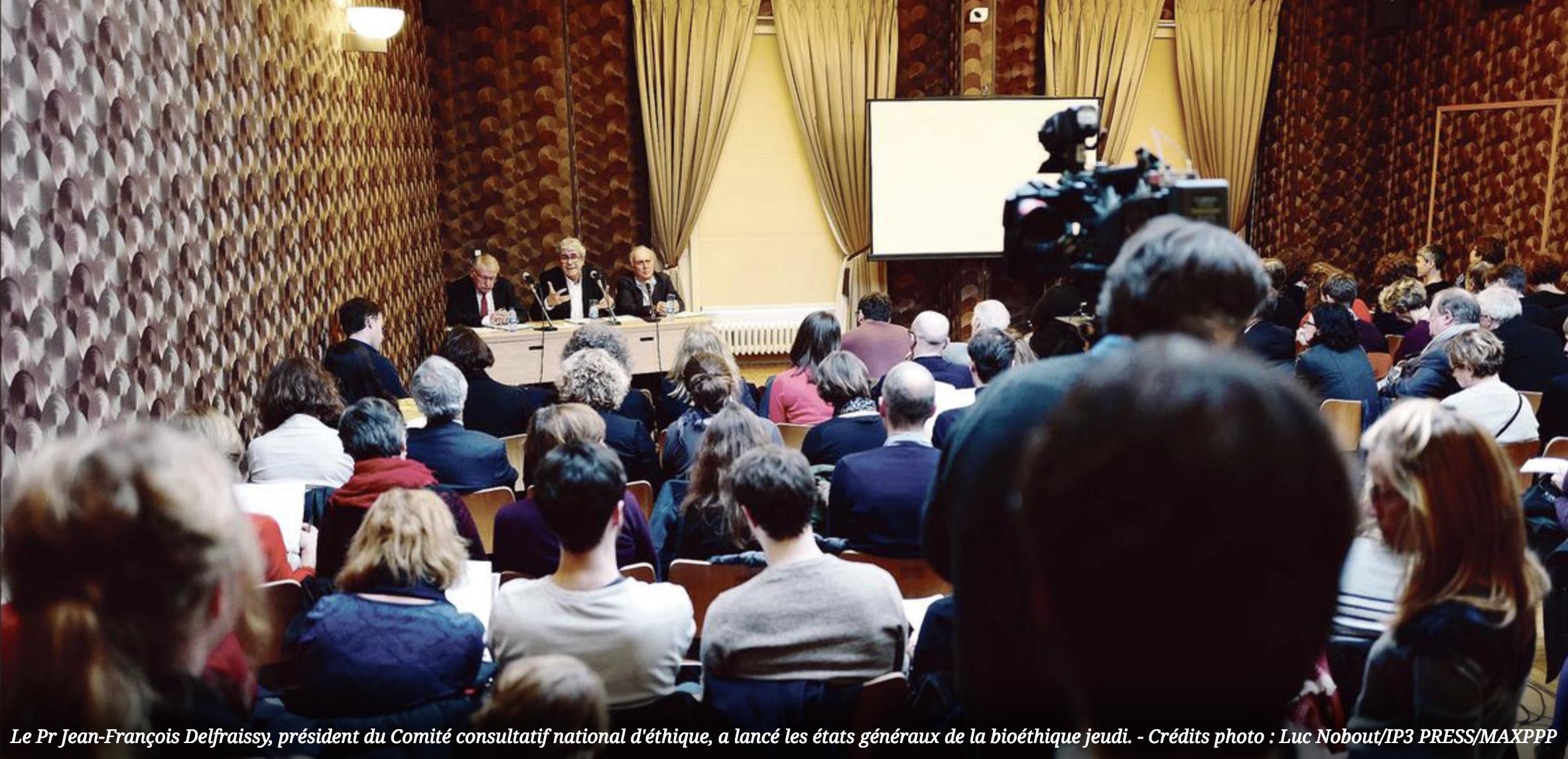 """Image - Le Figaro : """"PMA, GPA, euthanasie… : les Français vont donner leur avis"""""""