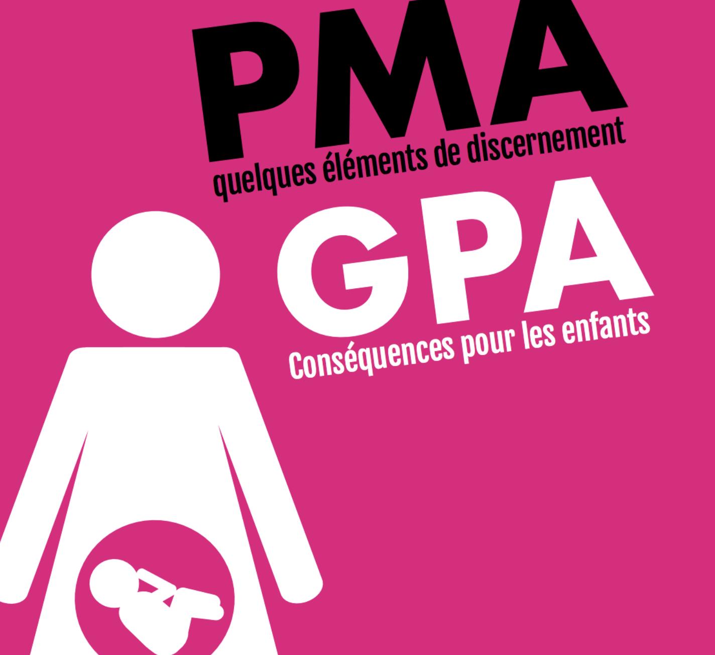 Image - PMA-GPA, conséquences pour les enfants : éléments de discernement