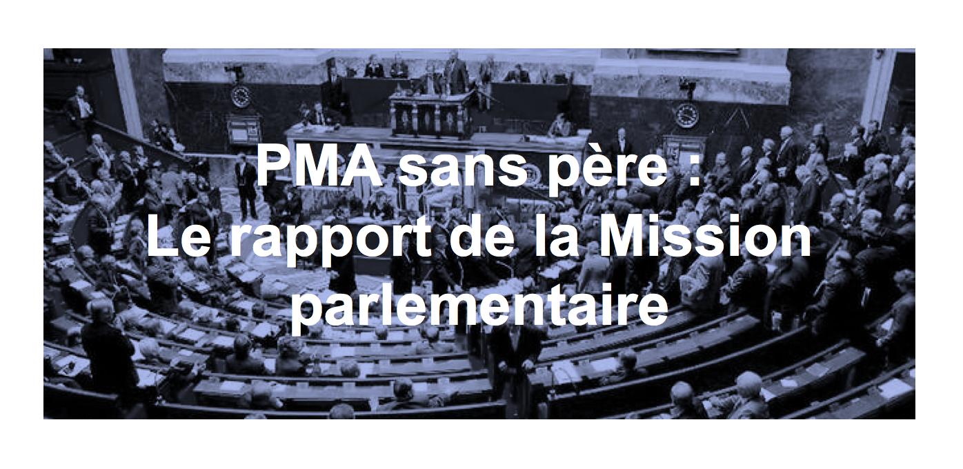 Image - Communiqué – PMA sans père : le rapport de la Mission parlementaire confirme à nouveau que les conditions fixées  par Emmanuel Macron ne sont pas réunies