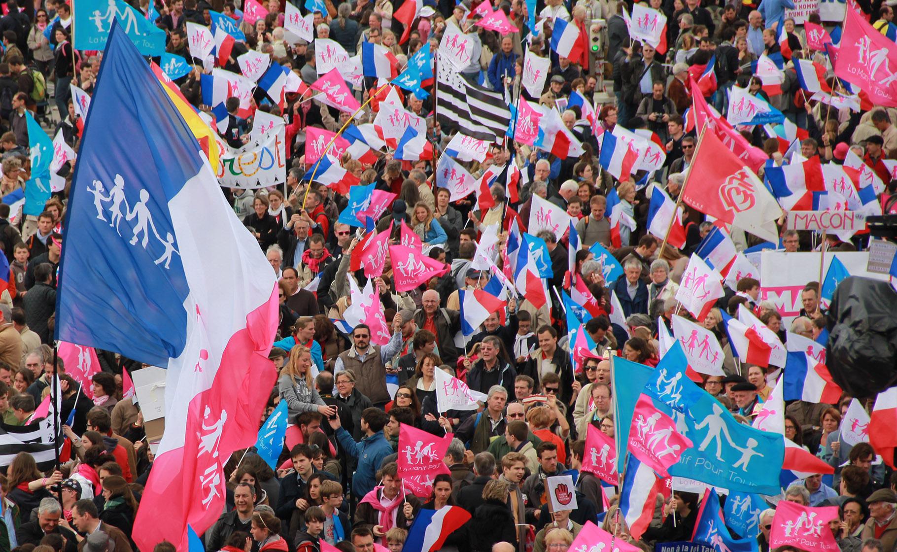 Image - Rappel de la Charte des actions de La Manif Pour Tous