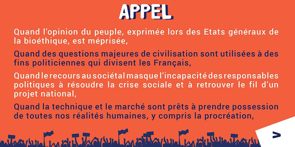 Image - Communiqué de presse – Projet de loi bioéthique : La Manif Pour Tous soutient l'appel solennel, unitaire et fédérateur pour les droits de l'enfant