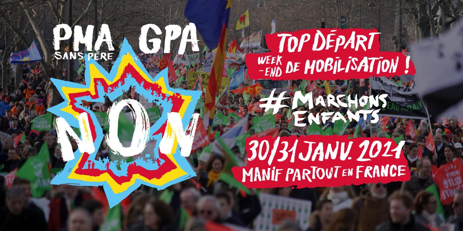 Image - EN DIRECT : suivez les manifestations du 30 janvier partout en France !