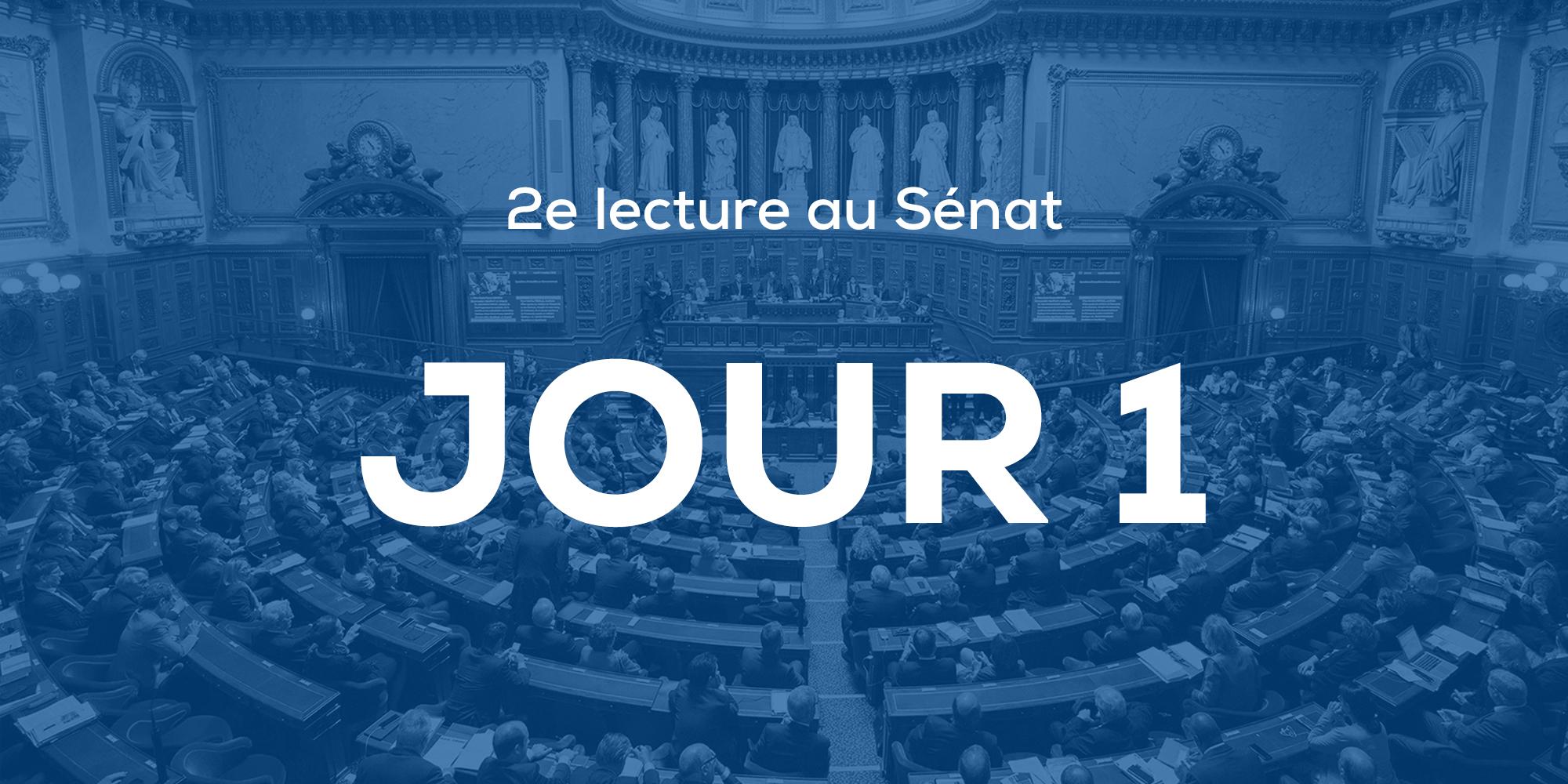 Image - Retour sur la première journée de débat au Sénat sur le projet de loi bioéthique