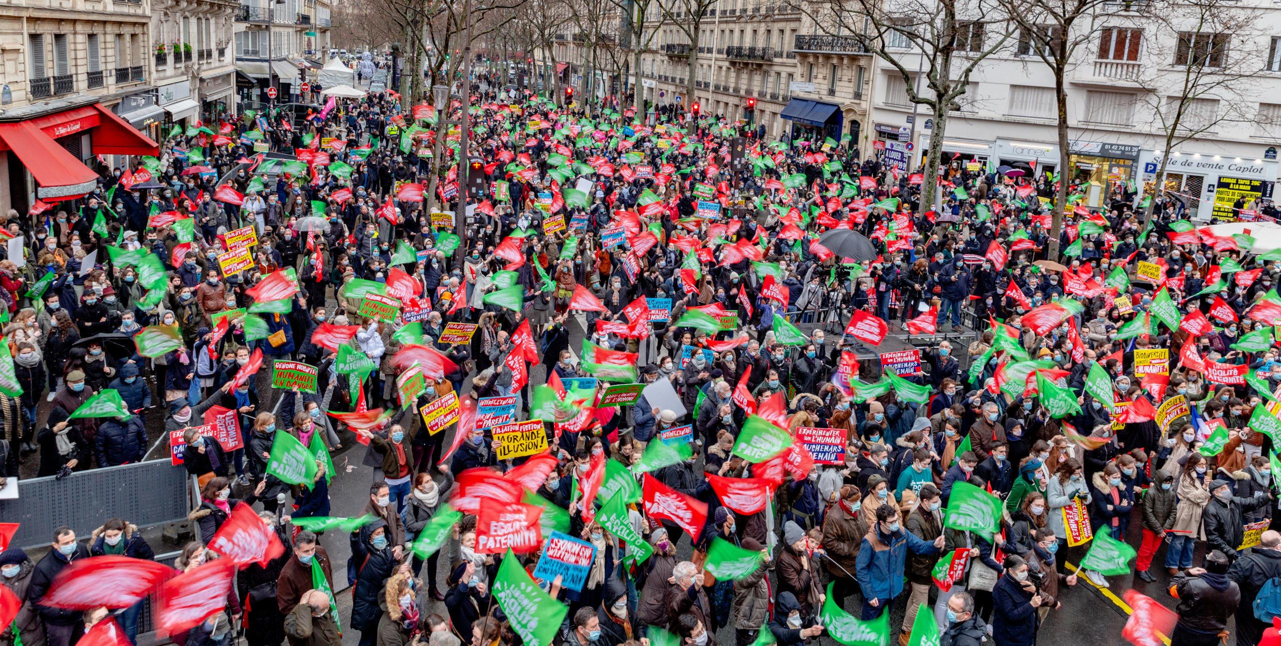 Image - Retour sur les manifestations des 30 et 31 janvier dans toute la France