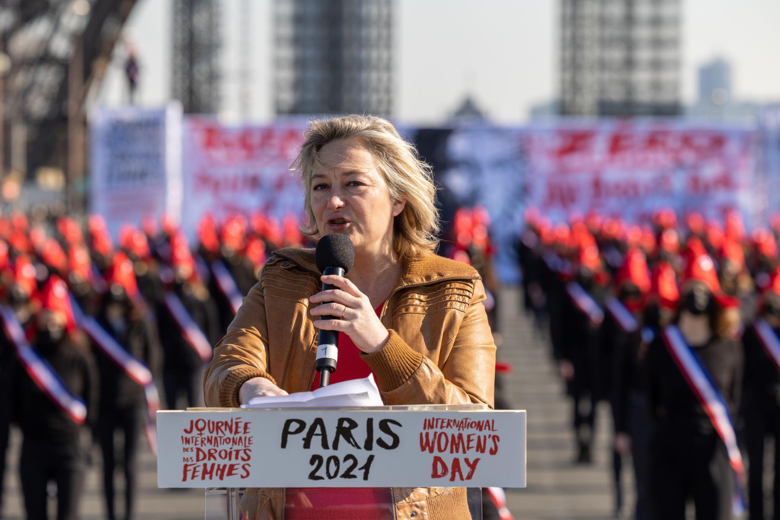 Image - Discours de Ludovine de La Rochère pour la journée internationale des droits des femmes – 7 mars 2021