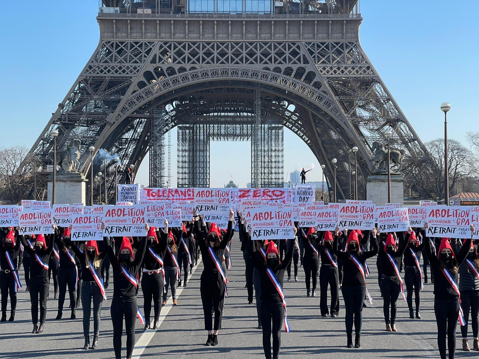 Image - Tolérance zéro pour toutes les atteintes et les menaces pour les droits des femmes !